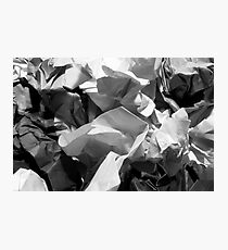 paper Photographic Print