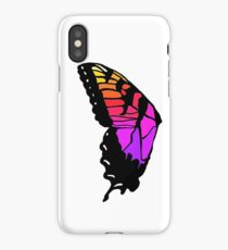 Butterfly wing pmore brand new eyes inspired  iPhone Case/Skin