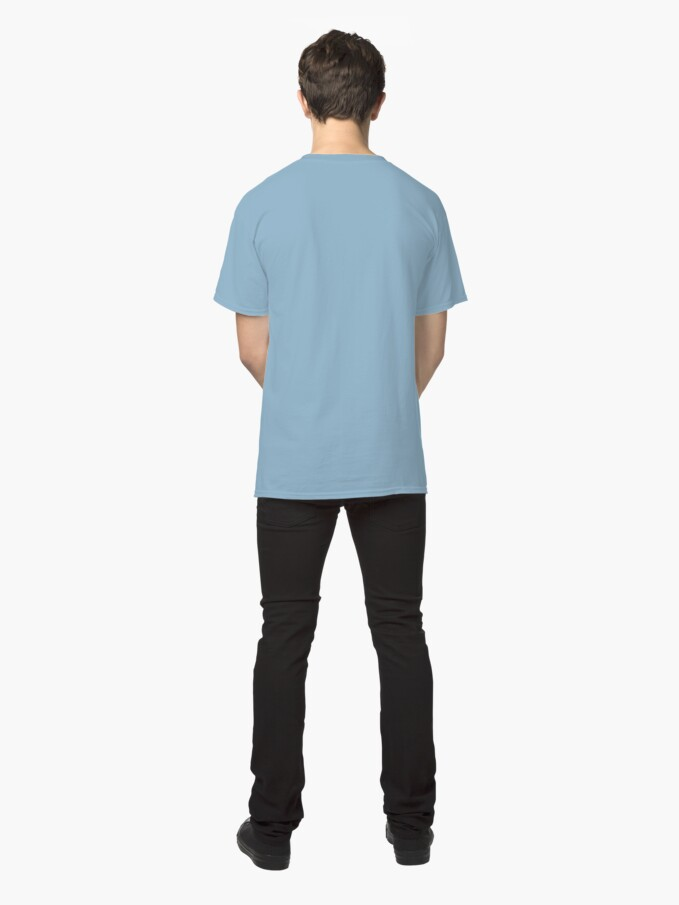 Alternate view of A Bristol street view Classic T-Shirt