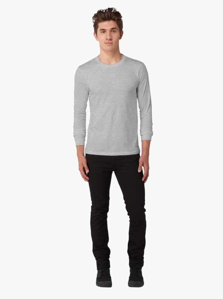 Alternate view of Exposing His Waistband Long Sleeve T-Shirt