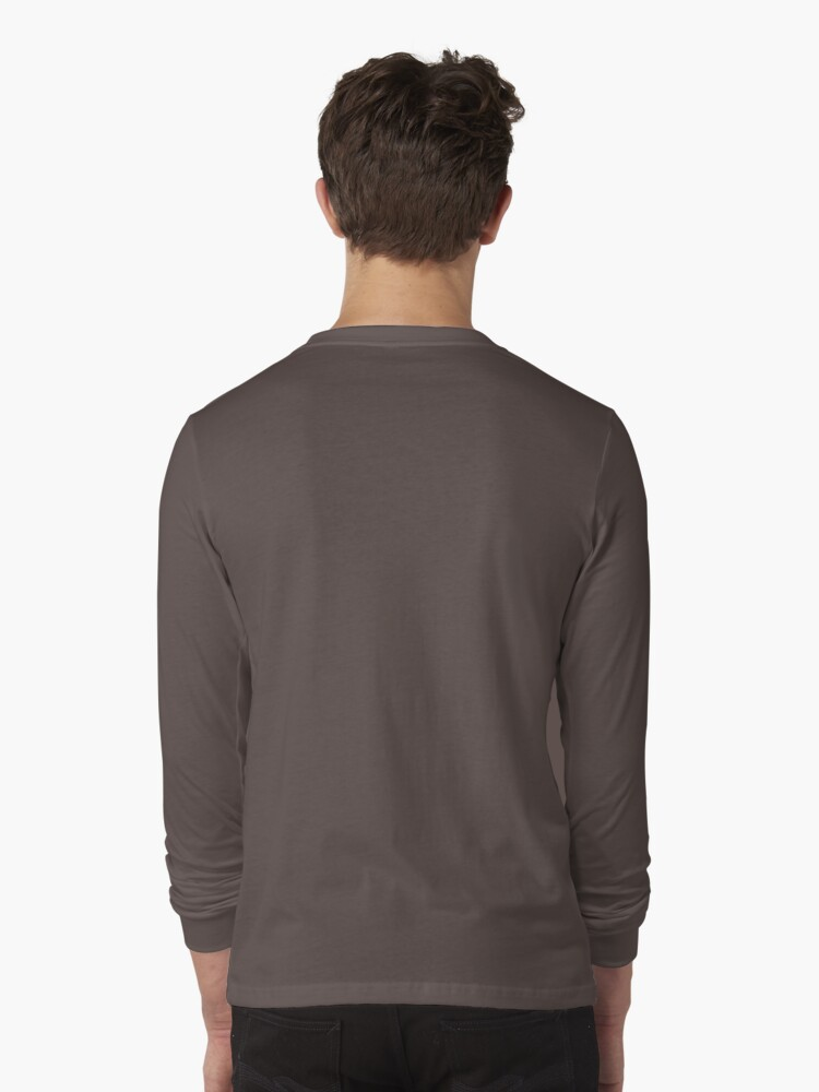 "Alternate view of JAZZIZ ""Fall 2018"" Long Sleeve T-Shirt"