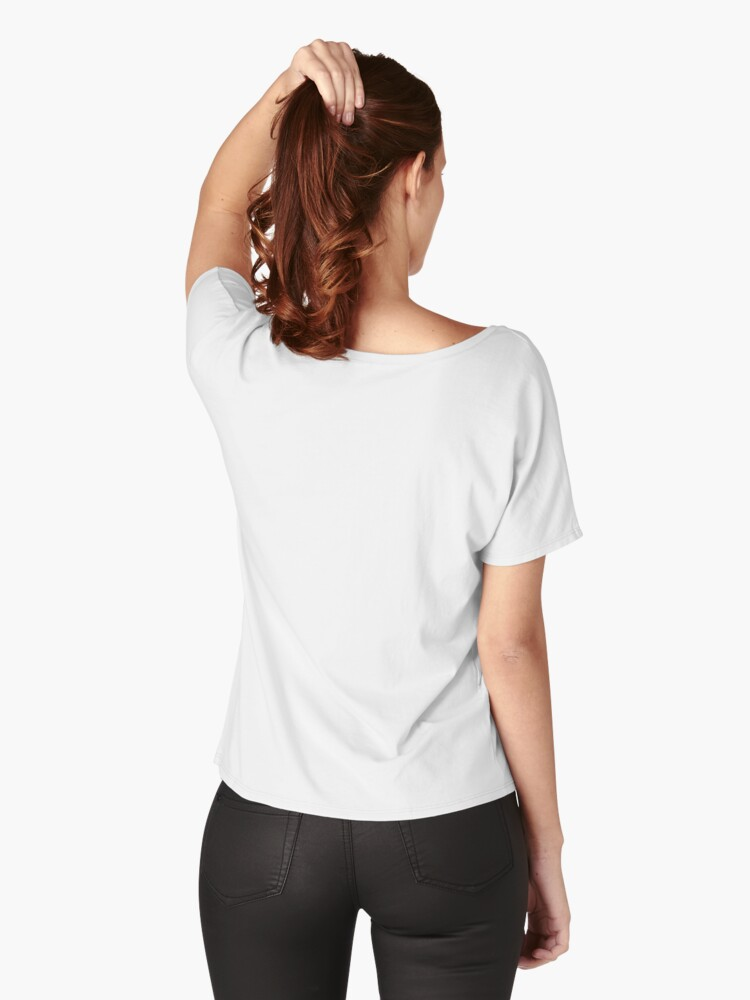 Alternative Ansicht von Ohne Titel Loose Fit T-Shirt