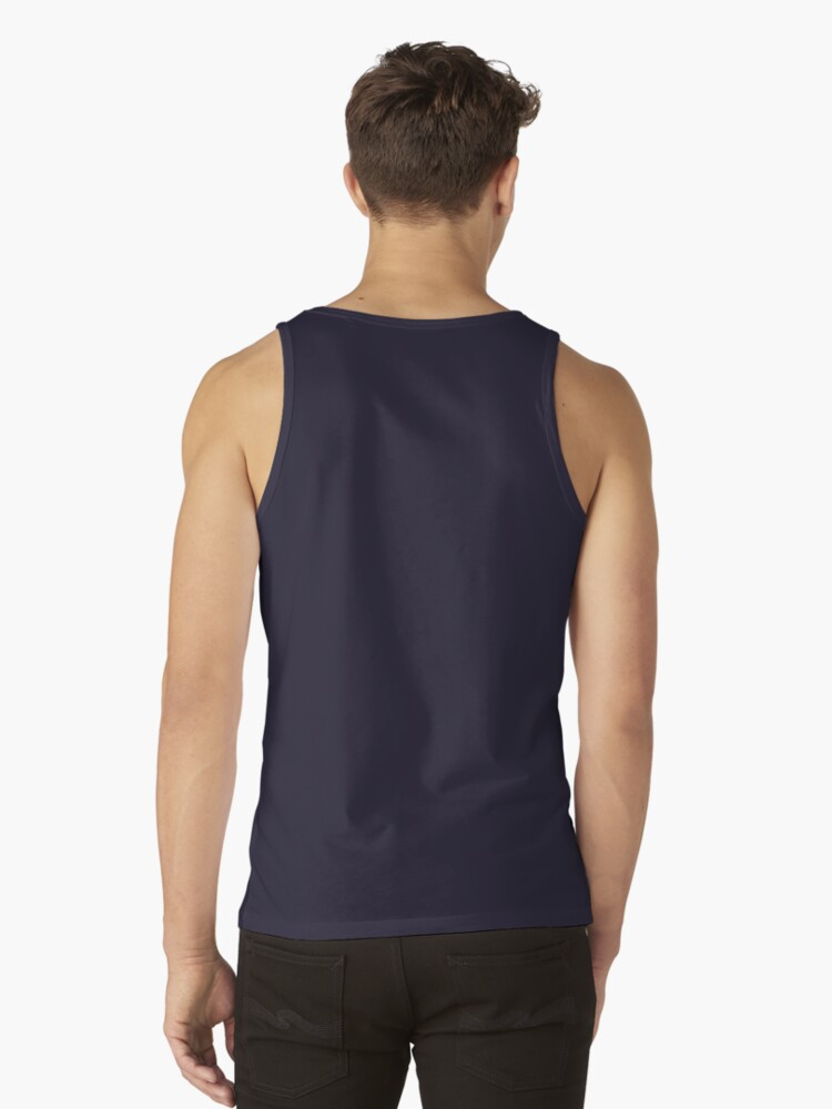 Alternate view of Battle Tribes Sword Logo (Distressed) Tank Top
