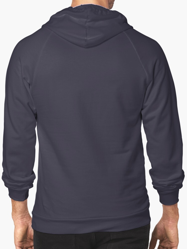 Alternate view of United Space Federation Zipped Hoodie