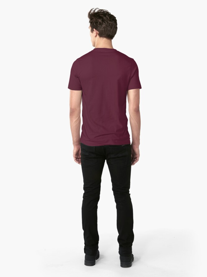 Alternate view of Ball Chair /// Tee shirt Slim Fit T-Shirt