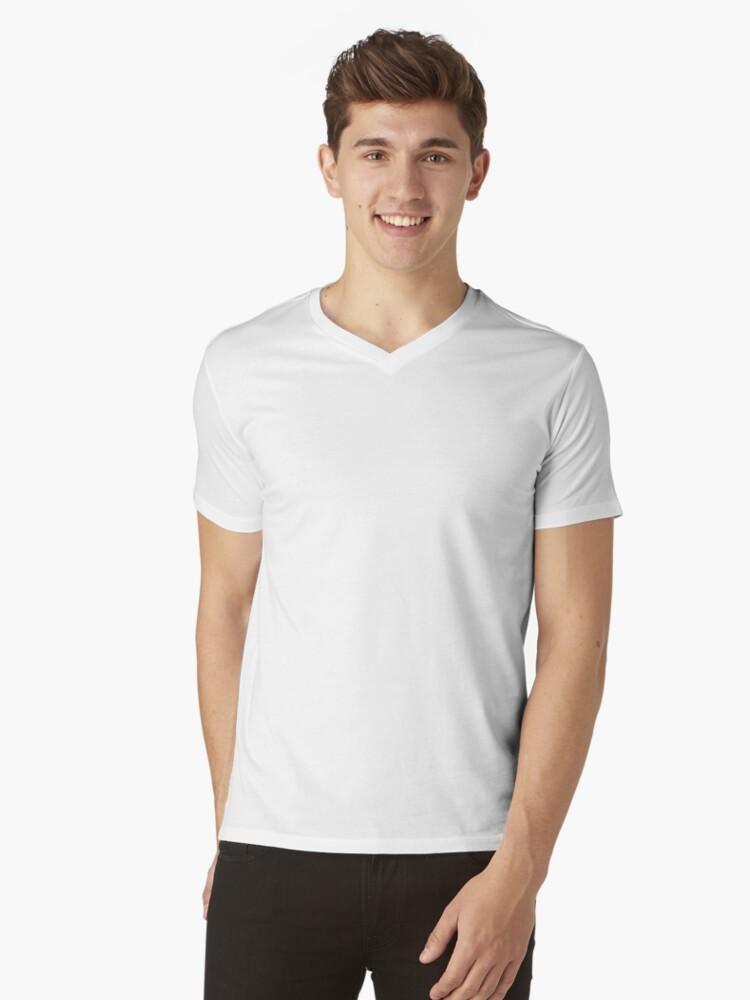 Alternate view of Peony V-Neck T-Shirt