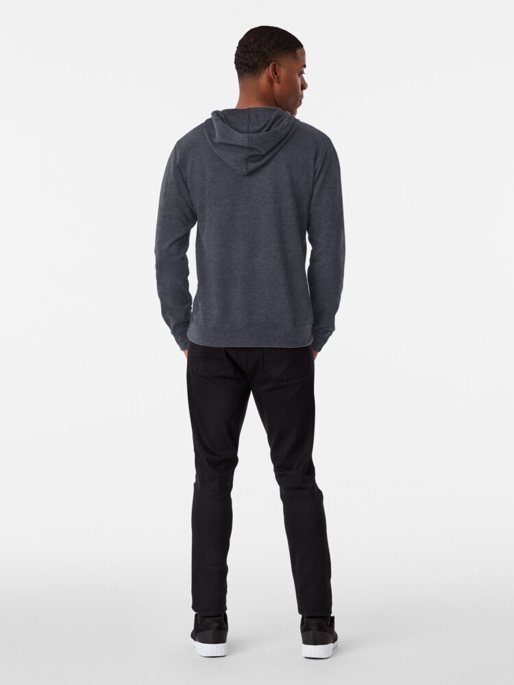 Alternate view of heropunch Lightweight Hoodie