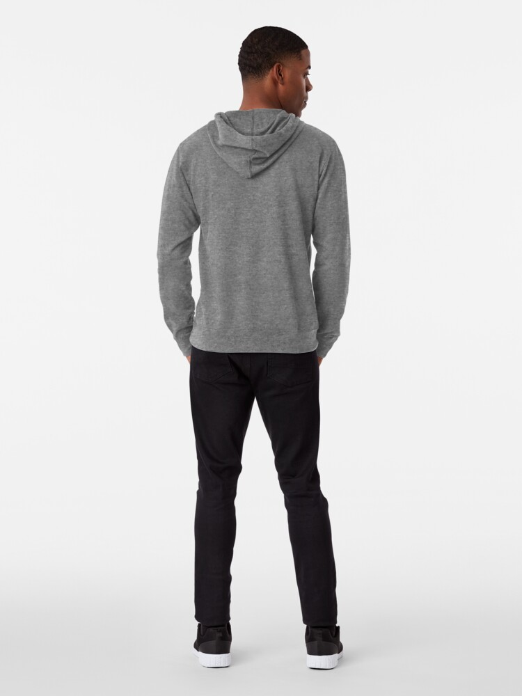 Alternate view of Stranded Lightweight Hoodie