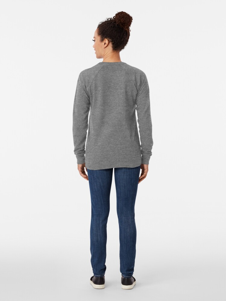 Alternate view of Grey + Sloan Memorial Hospital Lightweight Sweatshirt