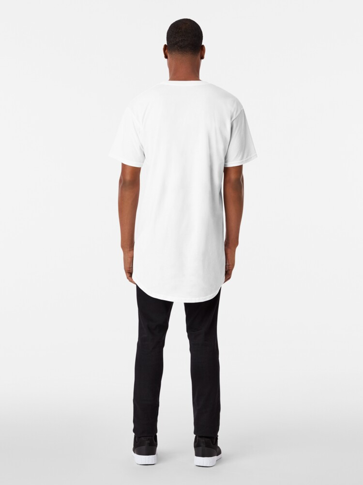 Alternate view of Beluga Wave Long T-Shirt