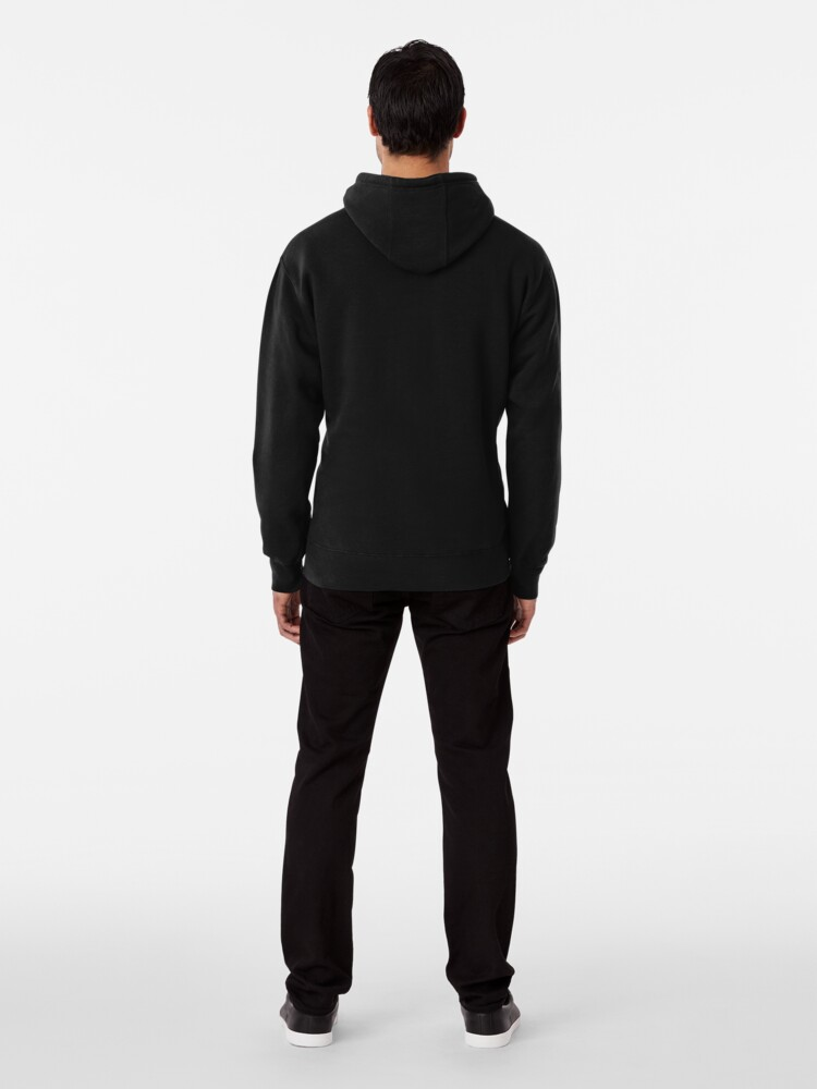 Alternate view of The Line 2 by Saskia Freeke  v001 Pullover Hoodie