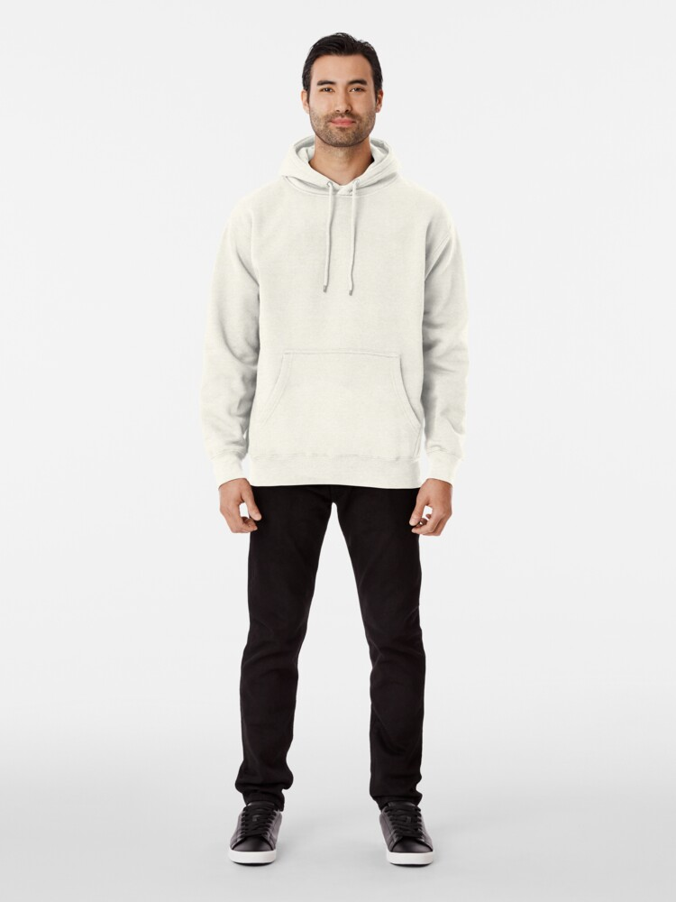 Alternate view of Official SwingTime Dolls Logo Pullover Hoodie