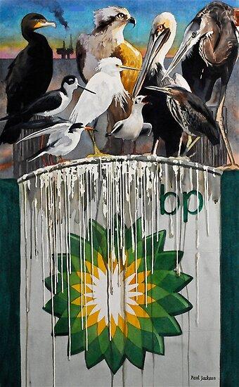 Fowl Language by Paul Jackson